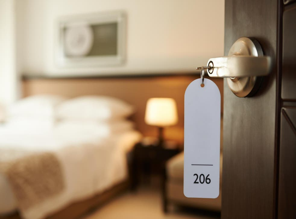 How to get an upgrade to a fancy suite? Try booking direct with the hotel