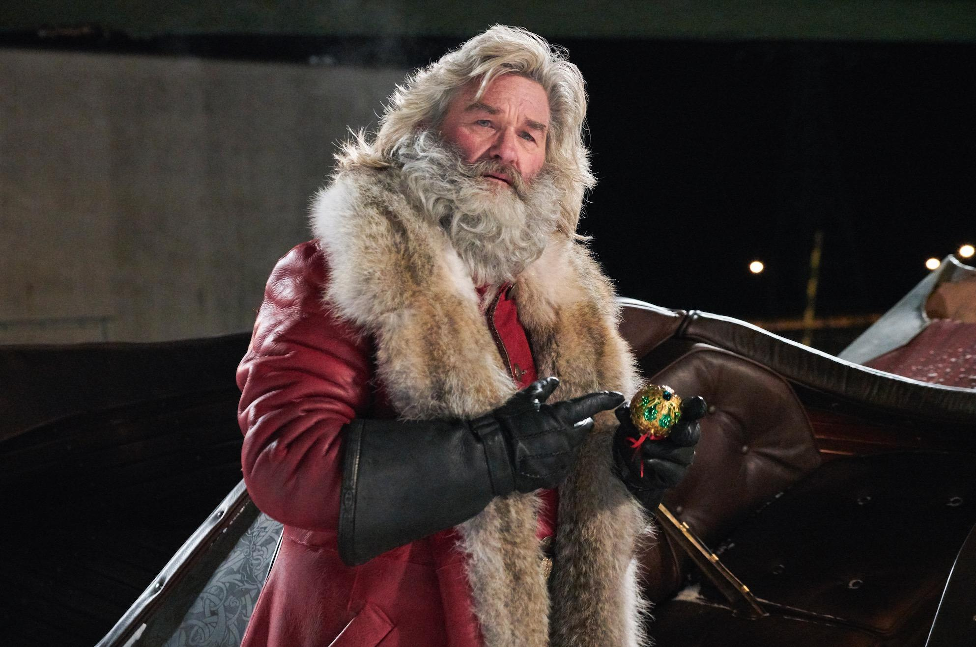The Christmas Chronicles review: Kurt Russell is in the ...
