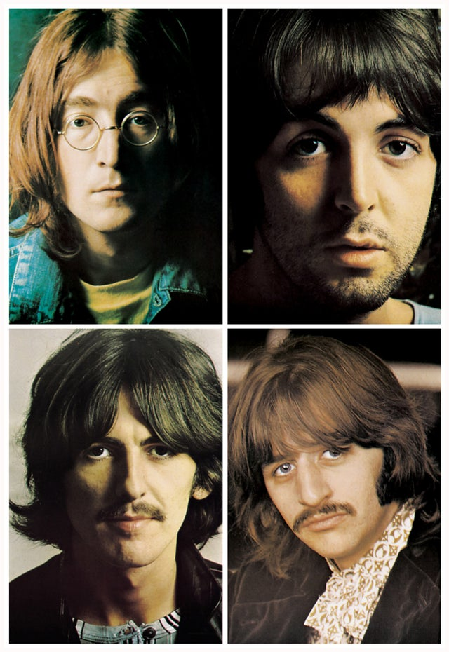 The Beatles White Album At 50 Paul Is Dead The Manson Family Murders And Granny Music S The Independent The Independent