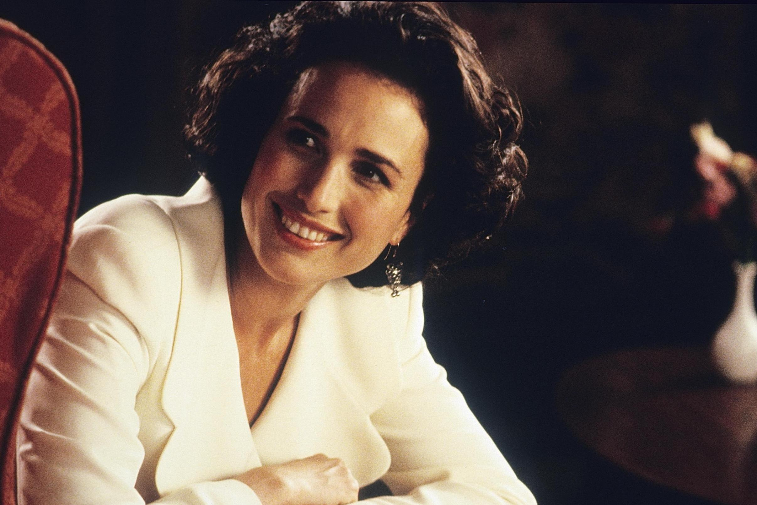Four Weddings and a Funeral TV series: Andie MacDowell