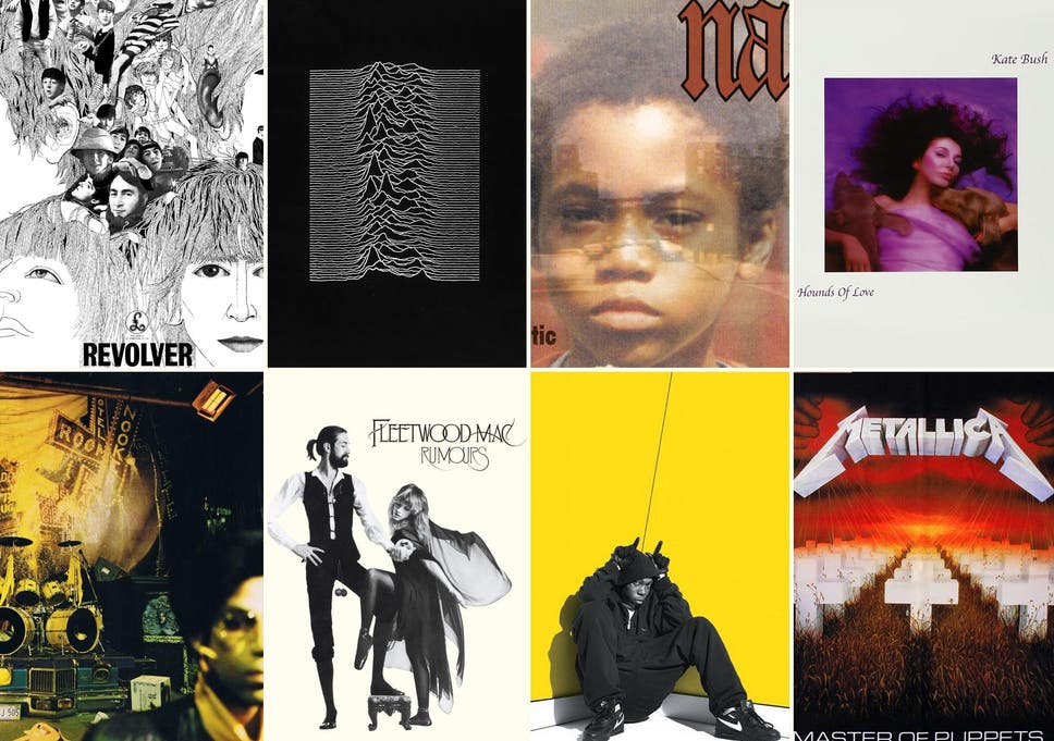 40 albums to listen to before you die, from Pet Sounds to