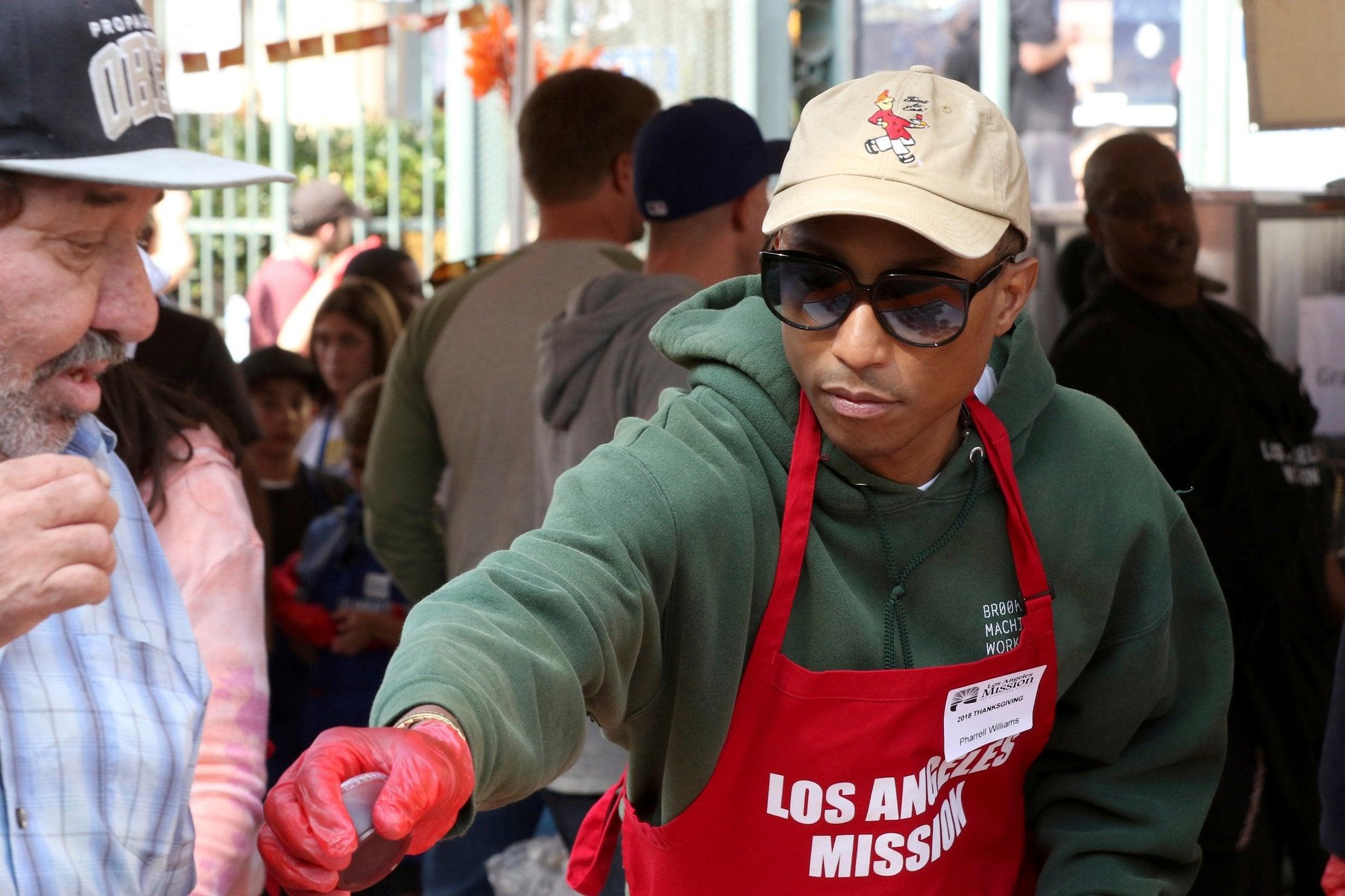 ba5071de5 Pharrell Williams - latest news
