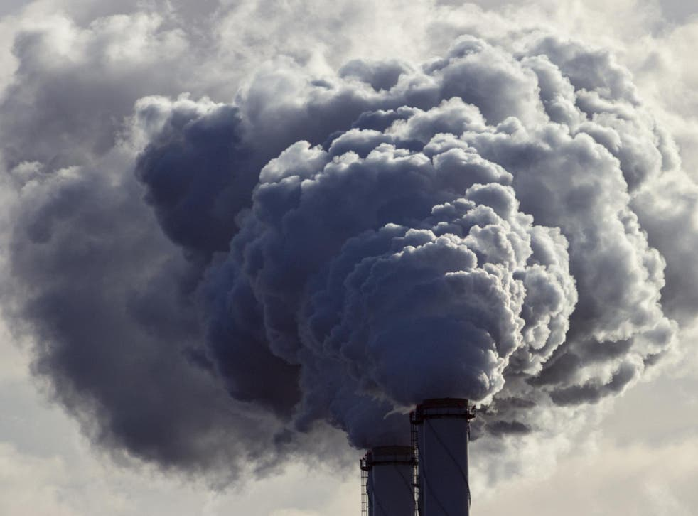 The last time a comparable level of carbon dioxide was in the atmosphere, temperatures were over 2C warmer and sea levels 10-20m higher, UN scientists say