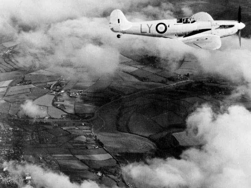 Great Escape' pilot's rare Spitfire discovered intact on