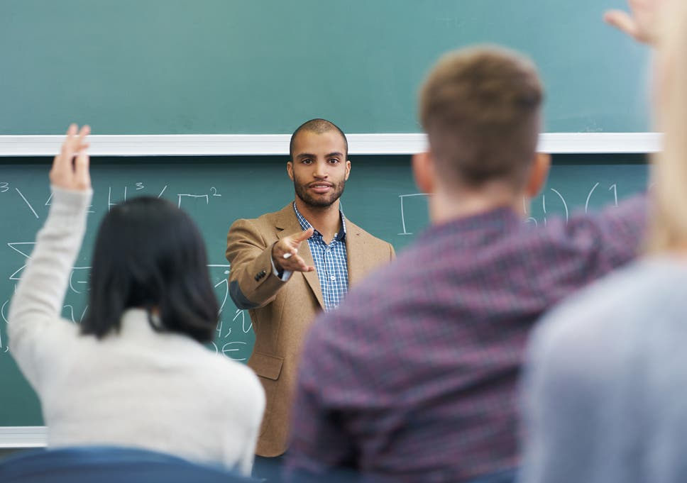 Black male academics are paid around 13 per cent less on average than white male academics of a similar age and education, study finds