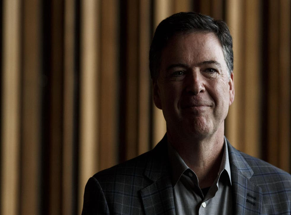 Former FBI Director James Comey is resisting a subpoena from House Republicans
