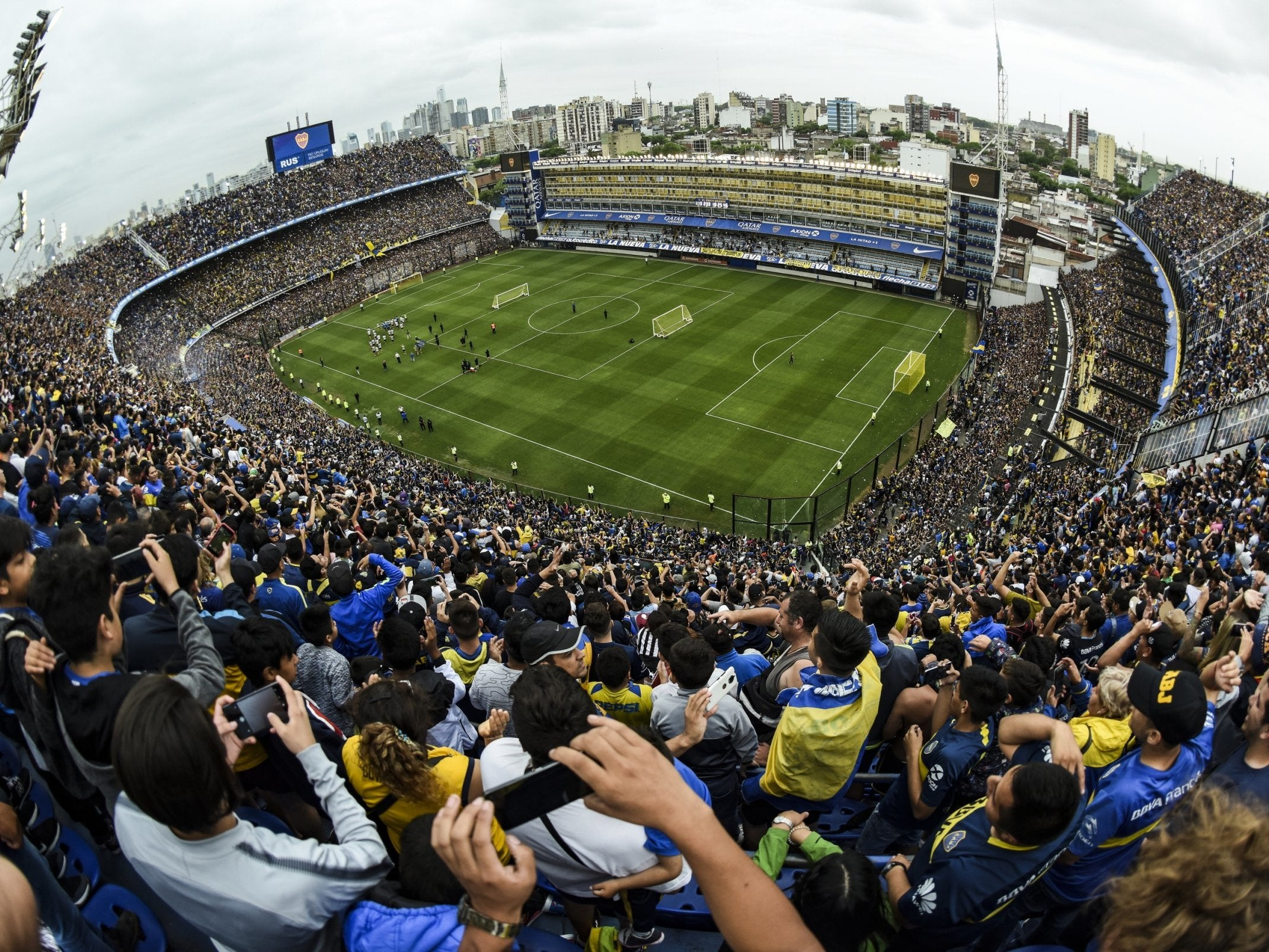 Copa Libertadores: River Plate, Boca Juniors And The Final