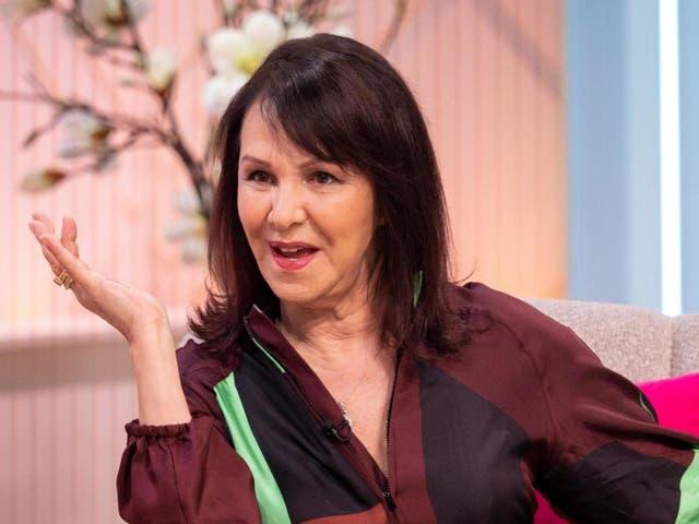 Strictly judge Arlene Phillips