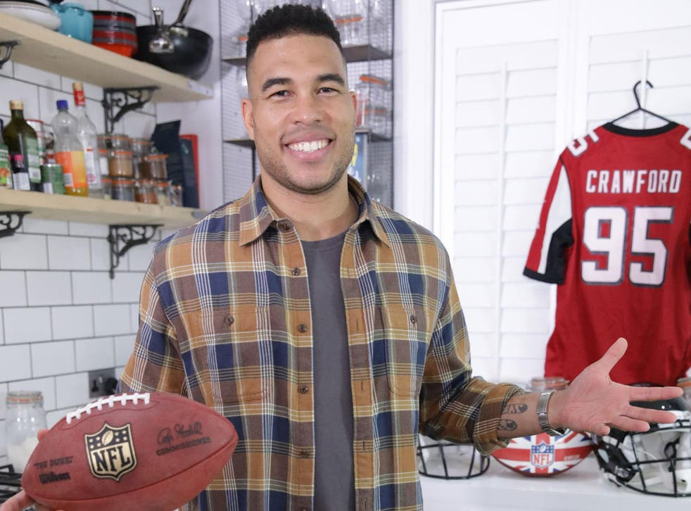 Former NFL cornerback Jason Bell lifted the lid on what makes The NFL Show so fun to film