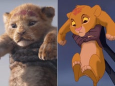 The Lion King Trailer Cast And Release Date Everything We Know About Disney S New Live Action Remake The Independent The Independent