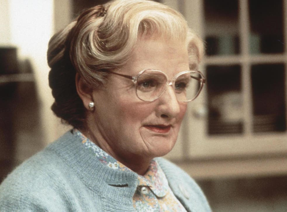 Mrs Doubtfire at 25: Why the Robin Williams classic is more than just a  panto comedy | The Independent | The Independent