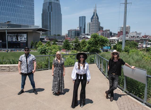 The Wandering Hearts in Nashville