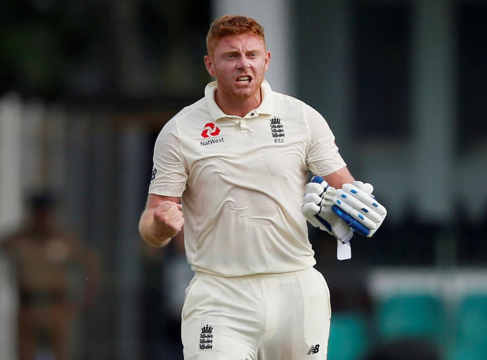 Bairstow put England in a promising position on day one
