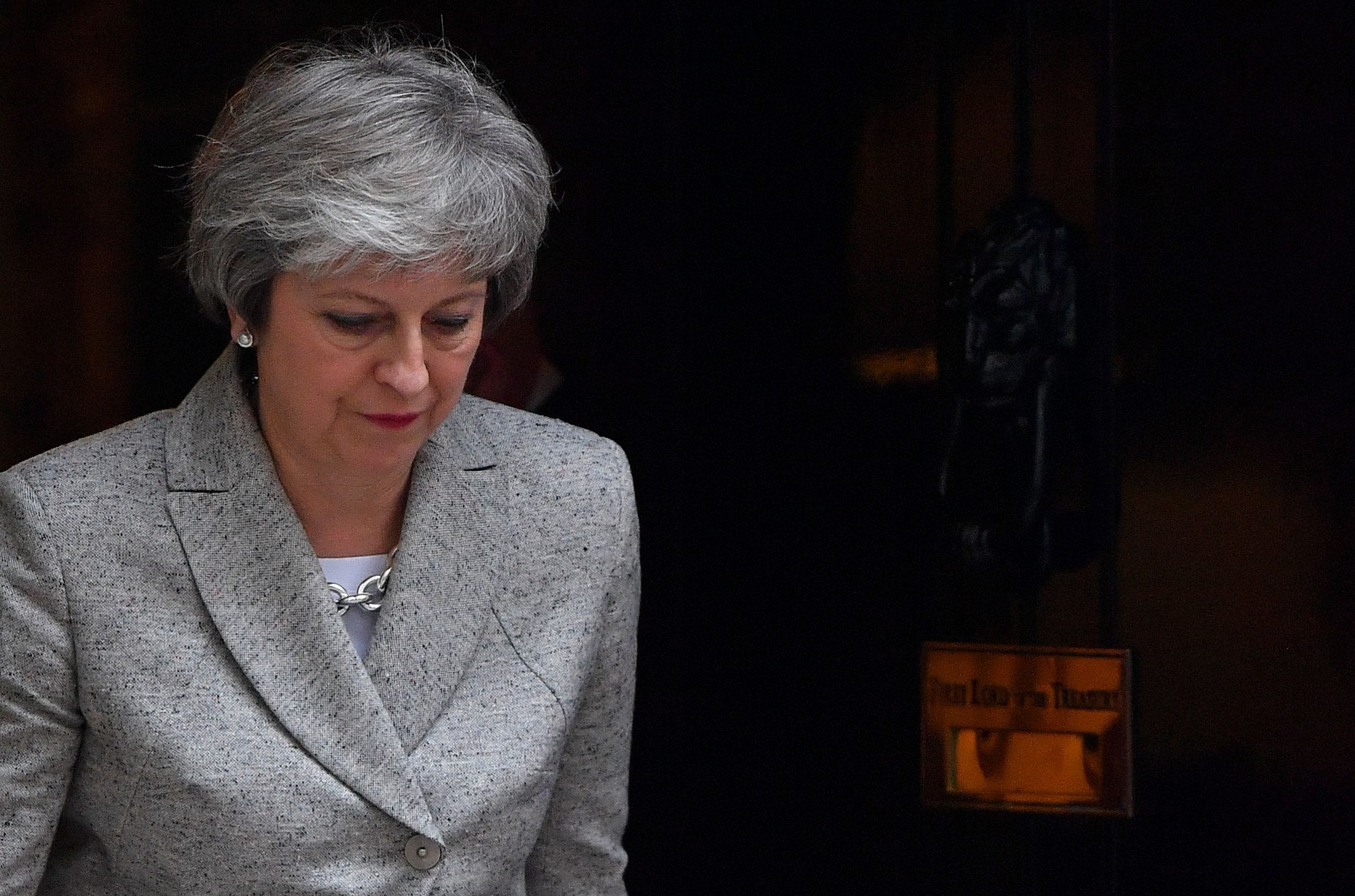 Brexit: Theresa May's deal preferred by only two parliamentary constituencies, new poll shows - The Independent