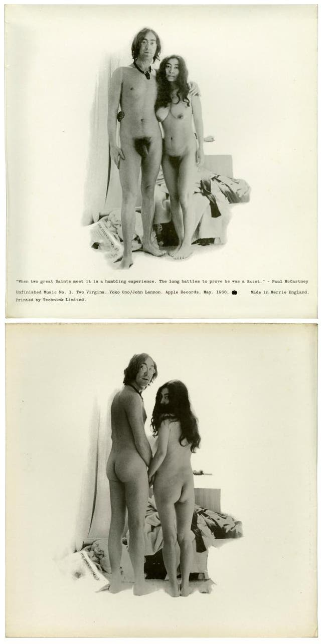 nackt Yoko Janis Joplin