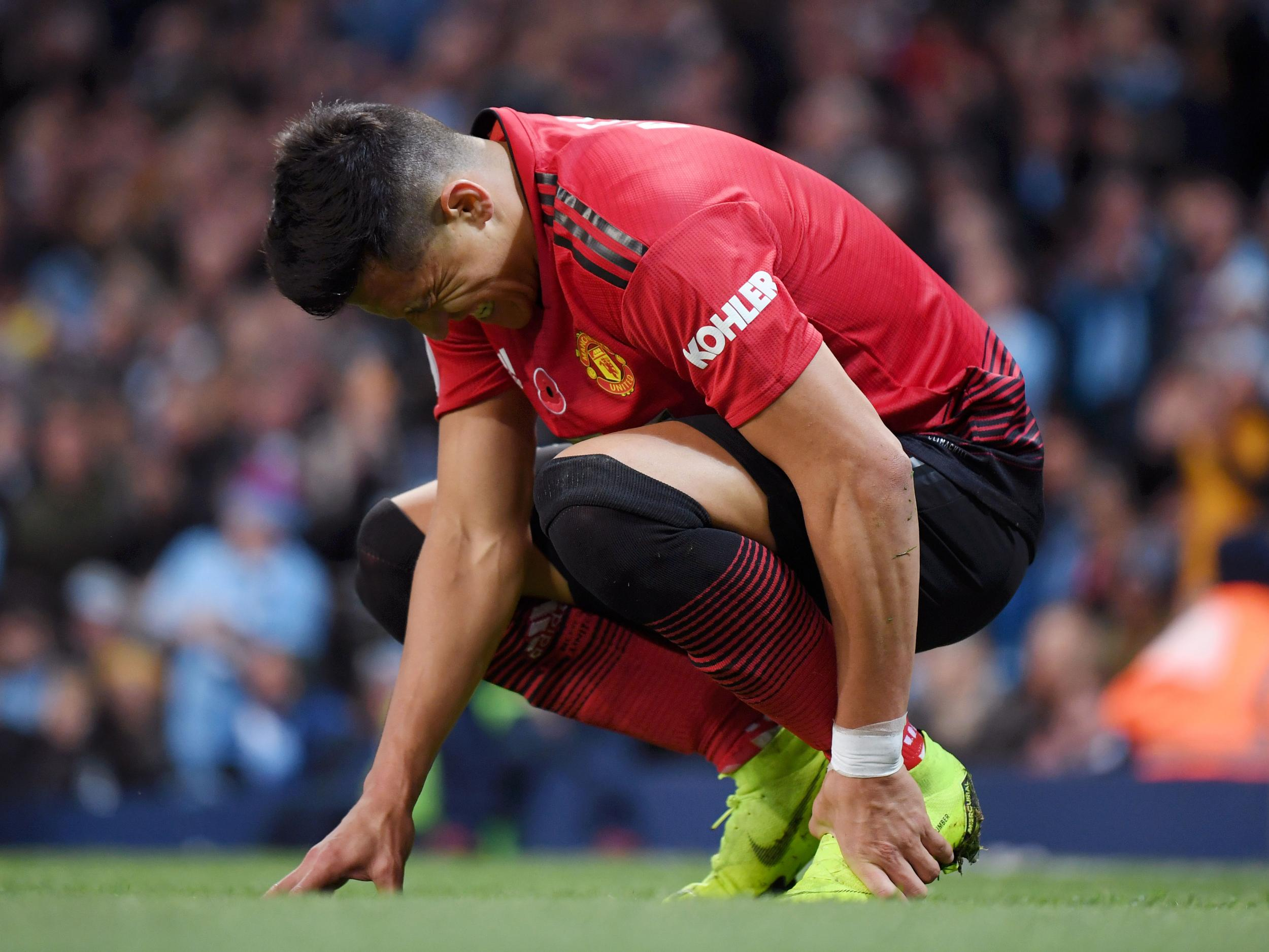 Alexis Sanchez never said he wants to leave Manchester United and will stay in January, says Jose Mourinho