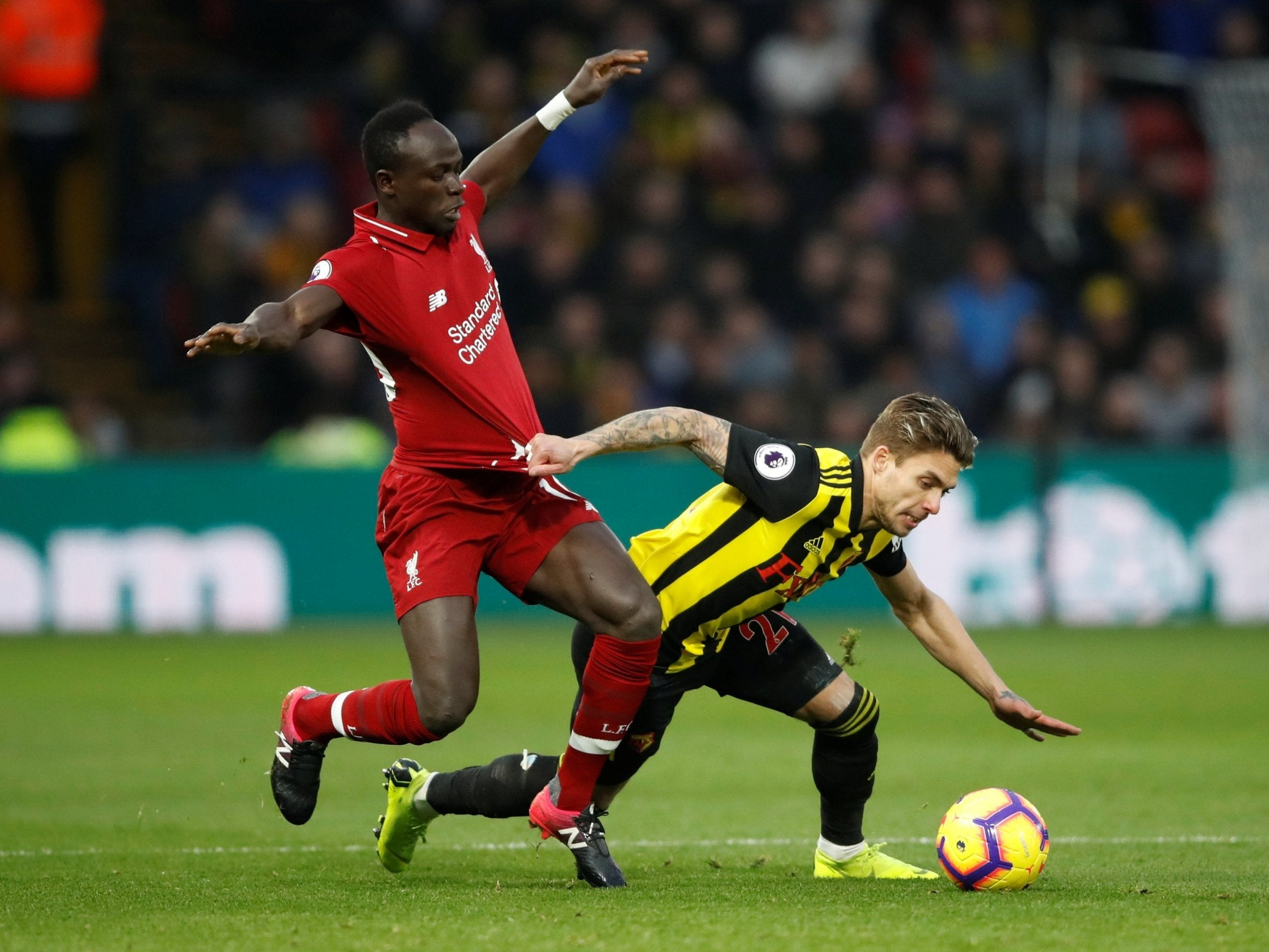 Watford vs Liverpool LIVE: Latest score, goals and updates ...