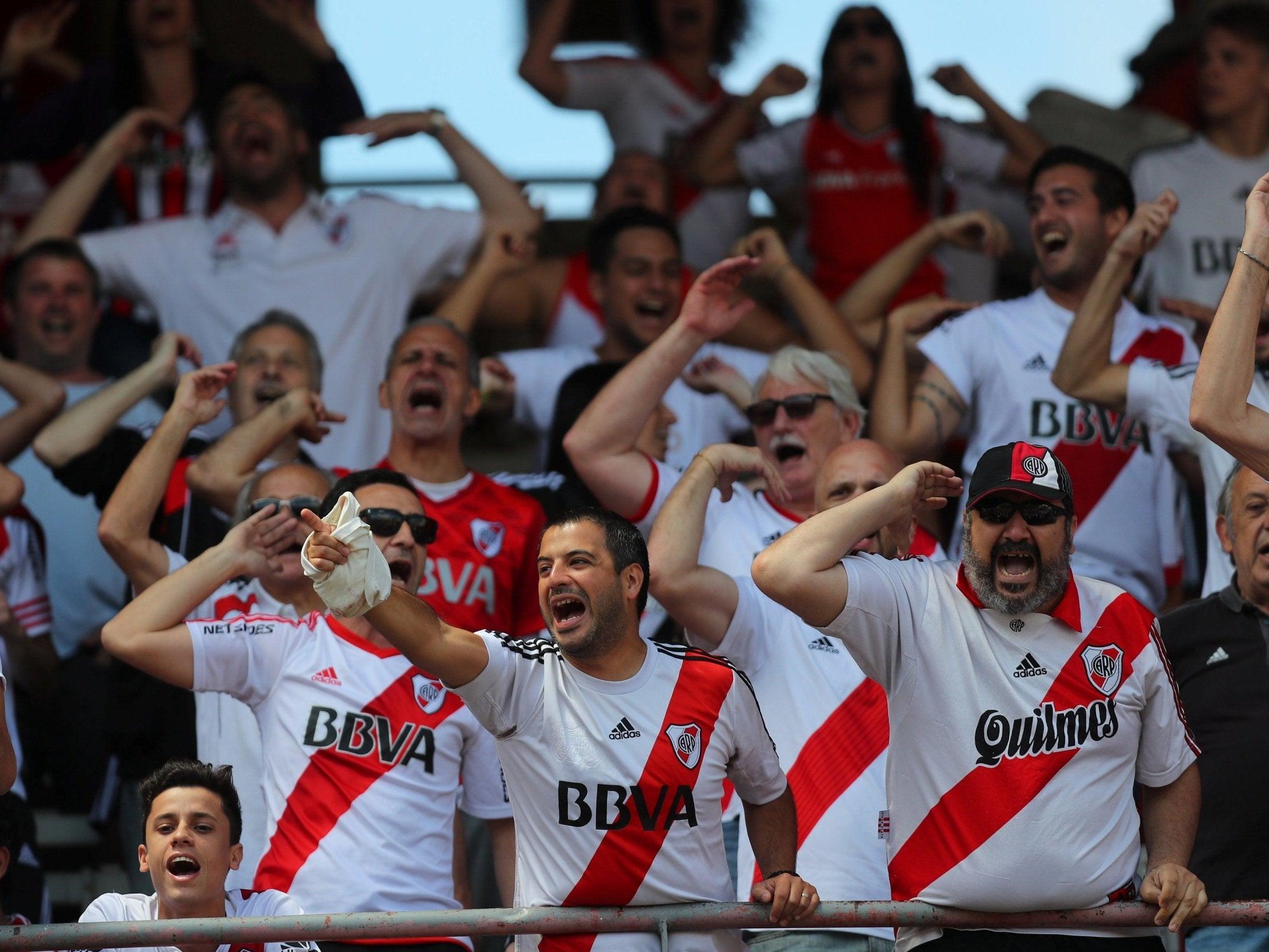 River Plate: Copa Libertadores: River Plate Vs Boca Juniors, As It