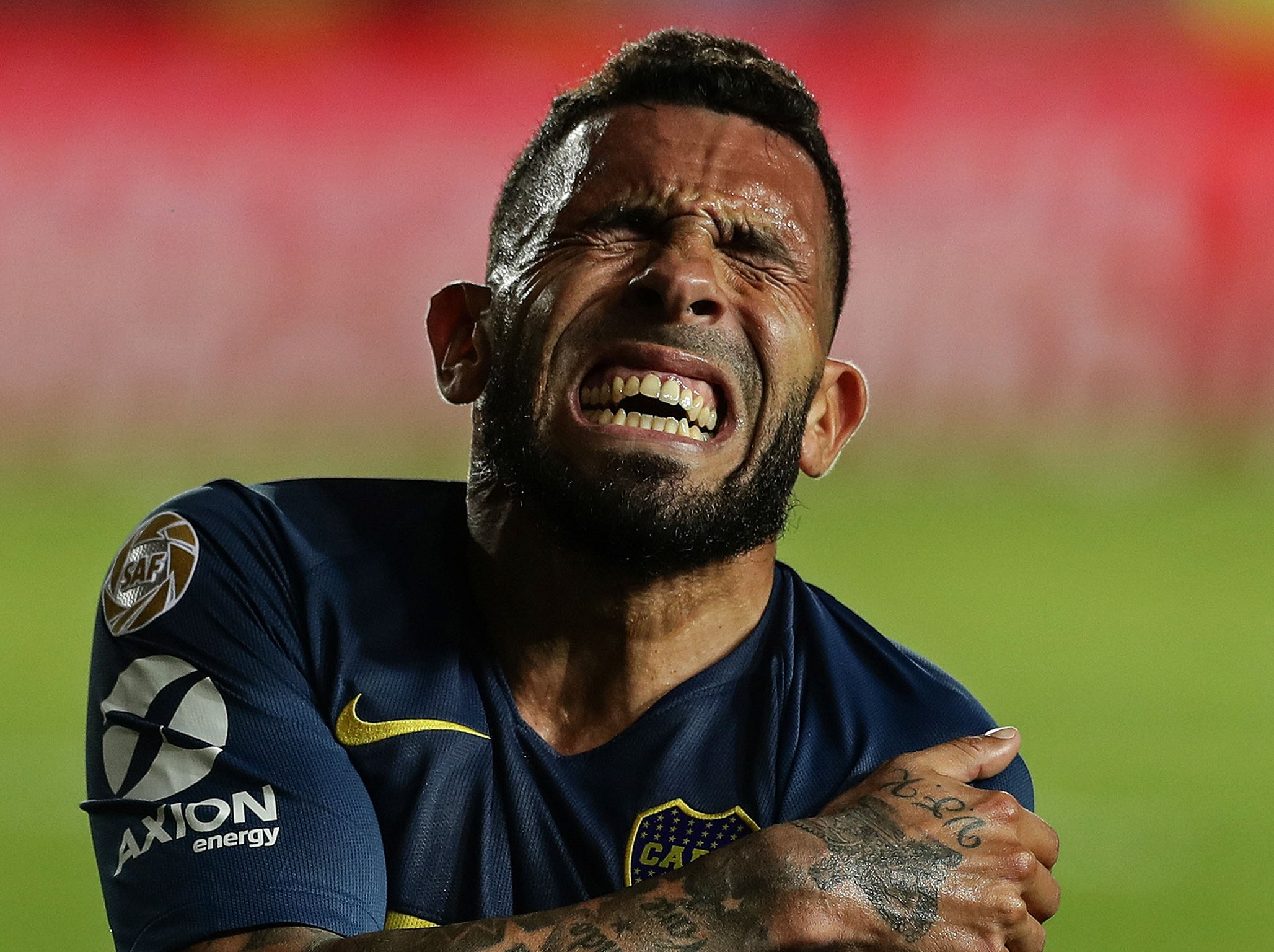 copa libertadores final 2018 carlos tevez says boca not in