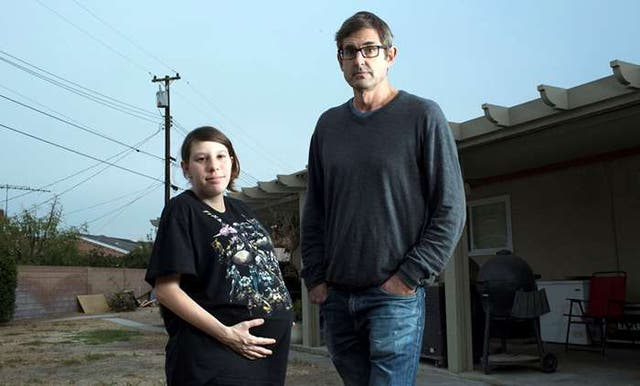 Louis Theroux in his BBC2 series Altered States