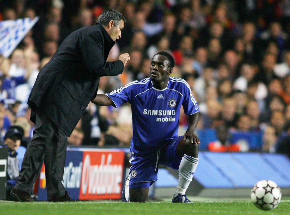 Michael Essien will lean on Jose Mourinho for advice, he says