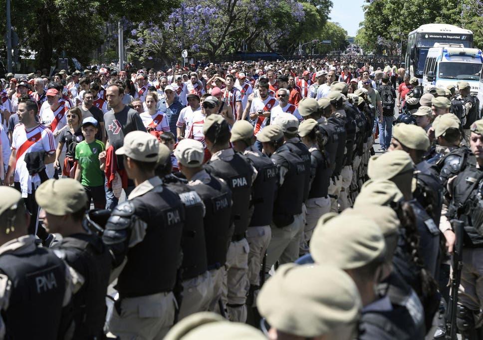 Copa Libertadores final between Boca Juniors and River Plate postponed by  Conmebol 8eb9b166395