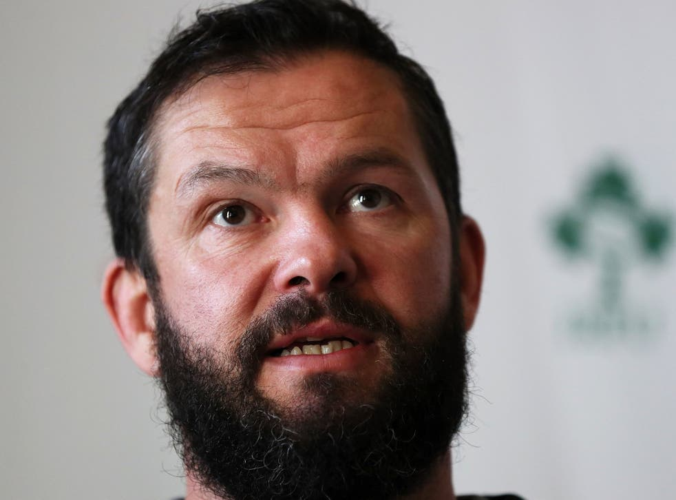 Andy Farrell will replace Joe Schmidt as Ireland head coach following the 2019 Rugby World Cup