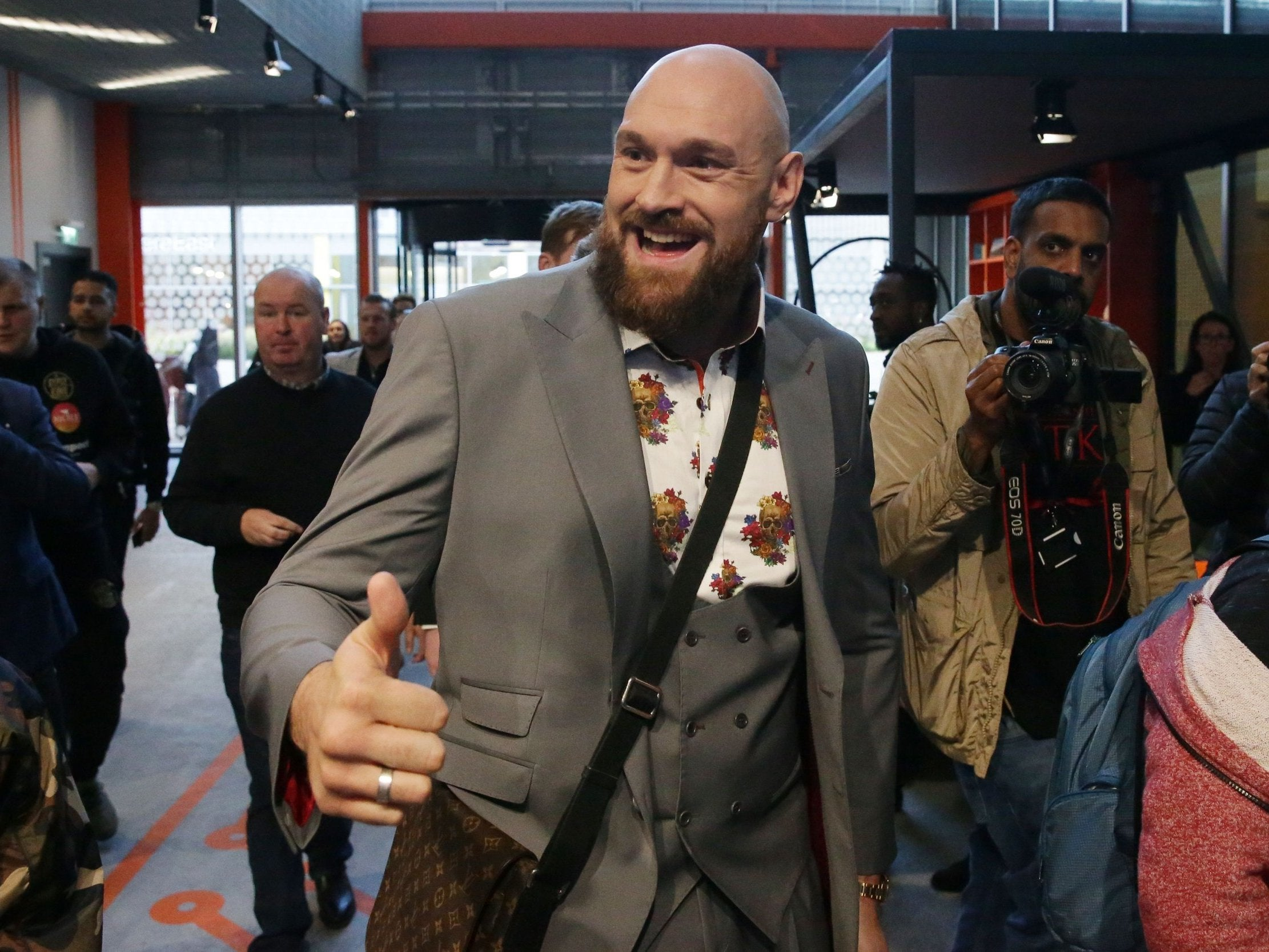 Tyson Fury vs Deontay Wilder: Brit reveals plan to beat 'biggest