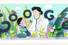 Who Was Fahrelnissa Zeid Google Doodle Celebrates Pioneering