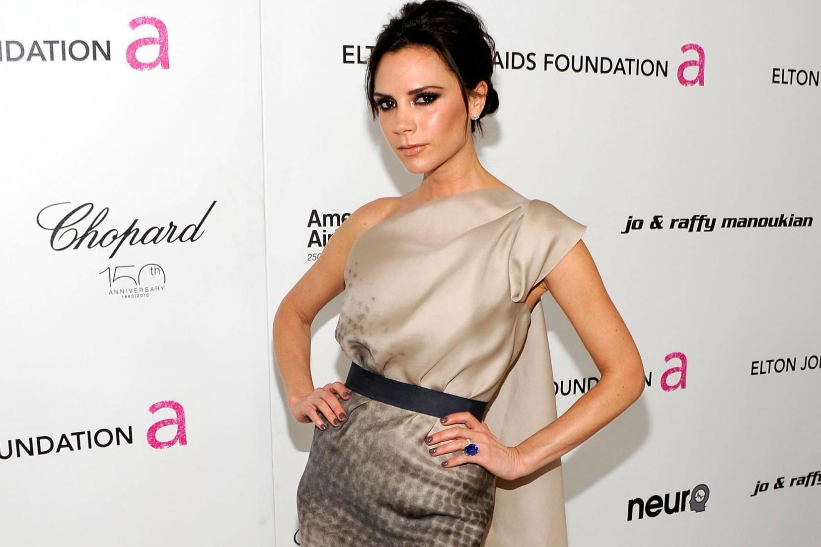 Victoria Beckham Launches YouTube Channel For Fashion And