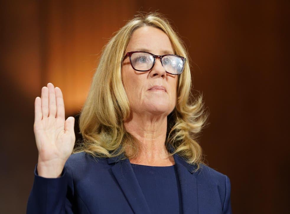 Christine Blasey Ford's allegations against Brett Kavanaugh divided the US