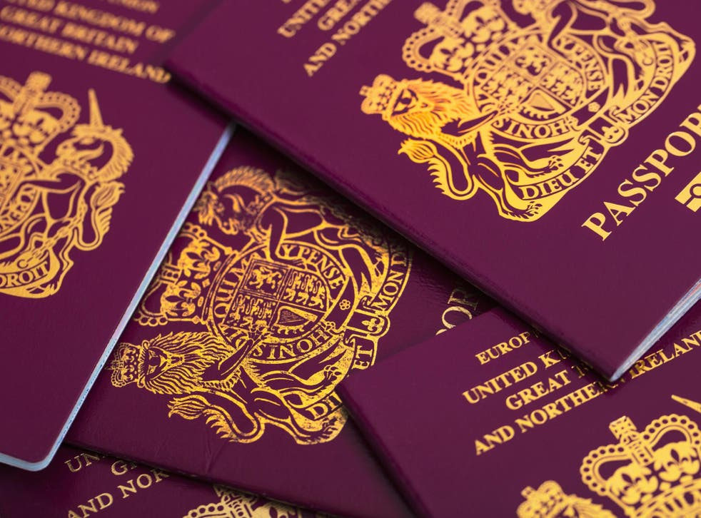 When we leave the EU, any passport is regarded as expired 10 years after it was issued