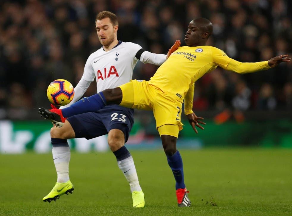 N'Golo Kante has struggled this season following the arrival of Jorginho at Chelsea
