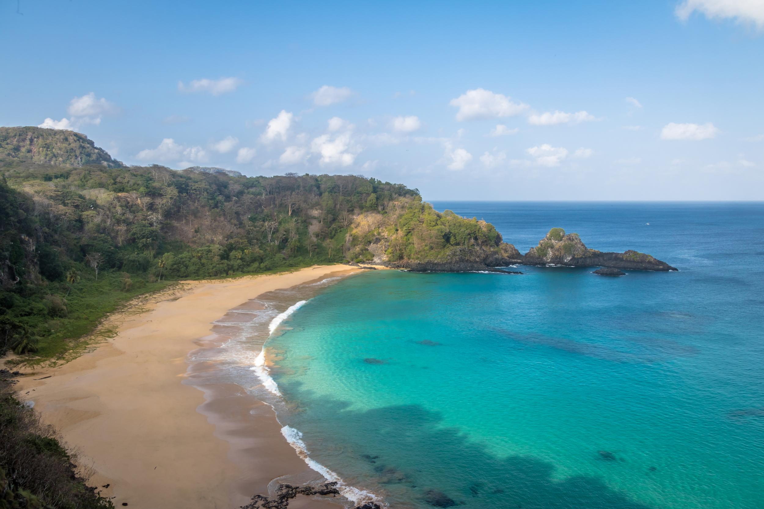 dfaadc8030516 Praia do Sancho Beach on Fernando de Noronha