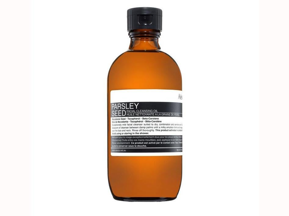 10 best cleansing oils | The Independent