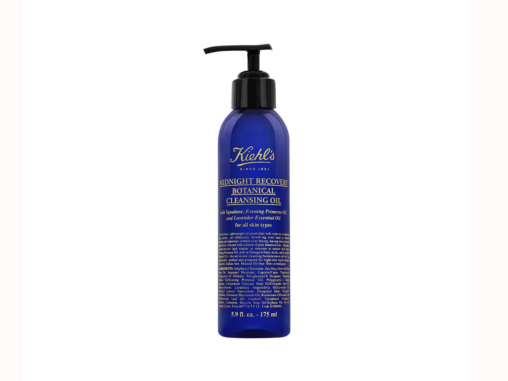 10 Best Cleansing Oils The Independent Mens Biore Body Foam Facial White Energy Anything