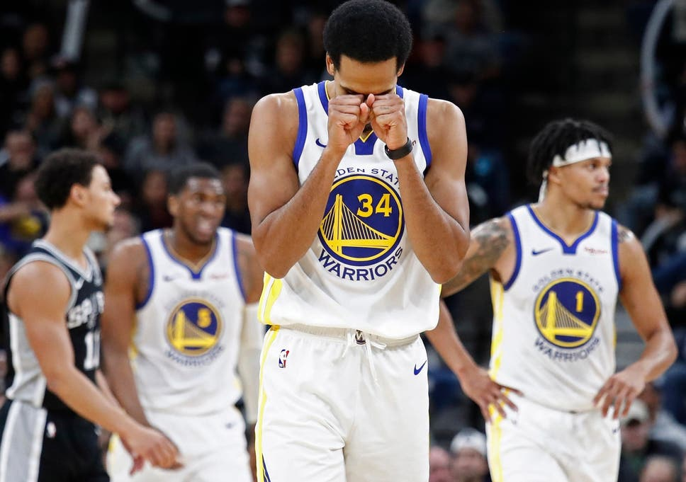 6c3cddf2ddb7 What s wrong with the Golden State Warriors  Maybe that s not the ...