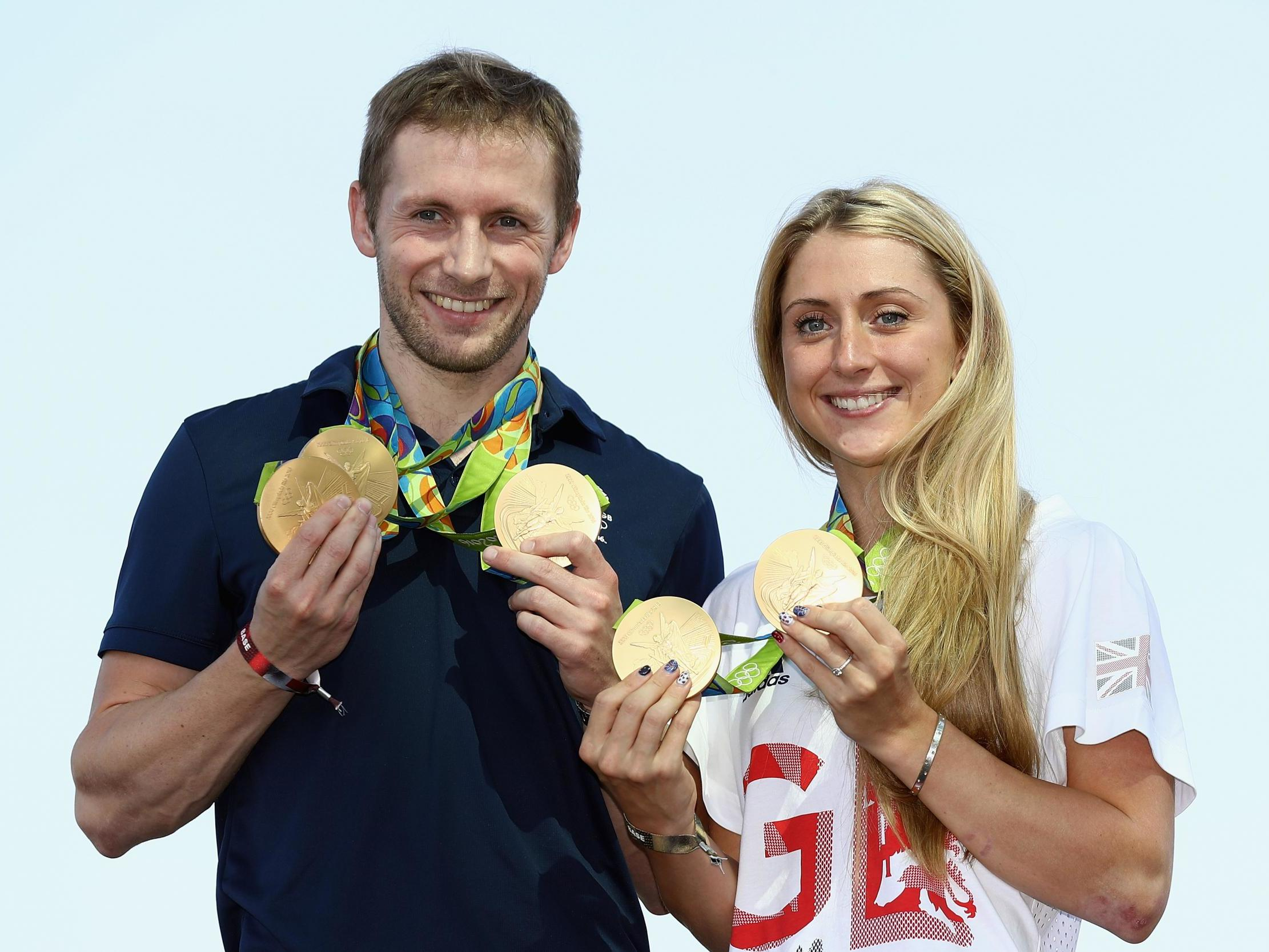 Laura And Jason Kenny Headline Great Britain Team For