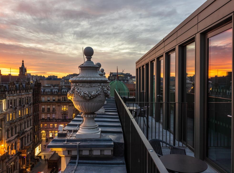 Glasgow Hotels 10 Of The Best Places To Stay The Independent The Independent