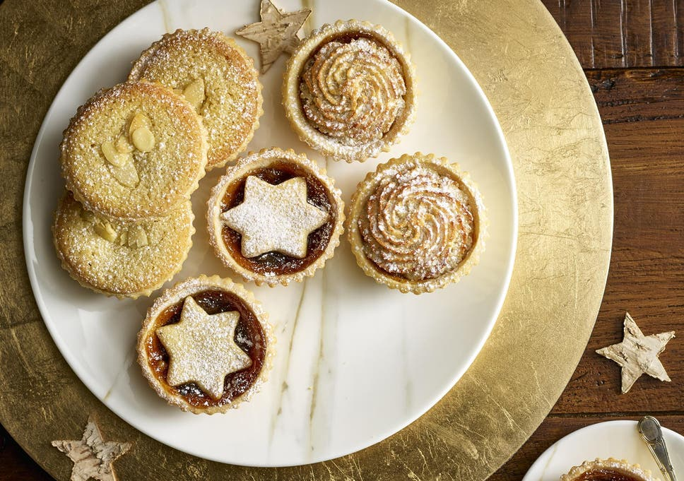 be414a8e71f717 Bettys Speciality Mince Pies are made with sherry-soaked fruits