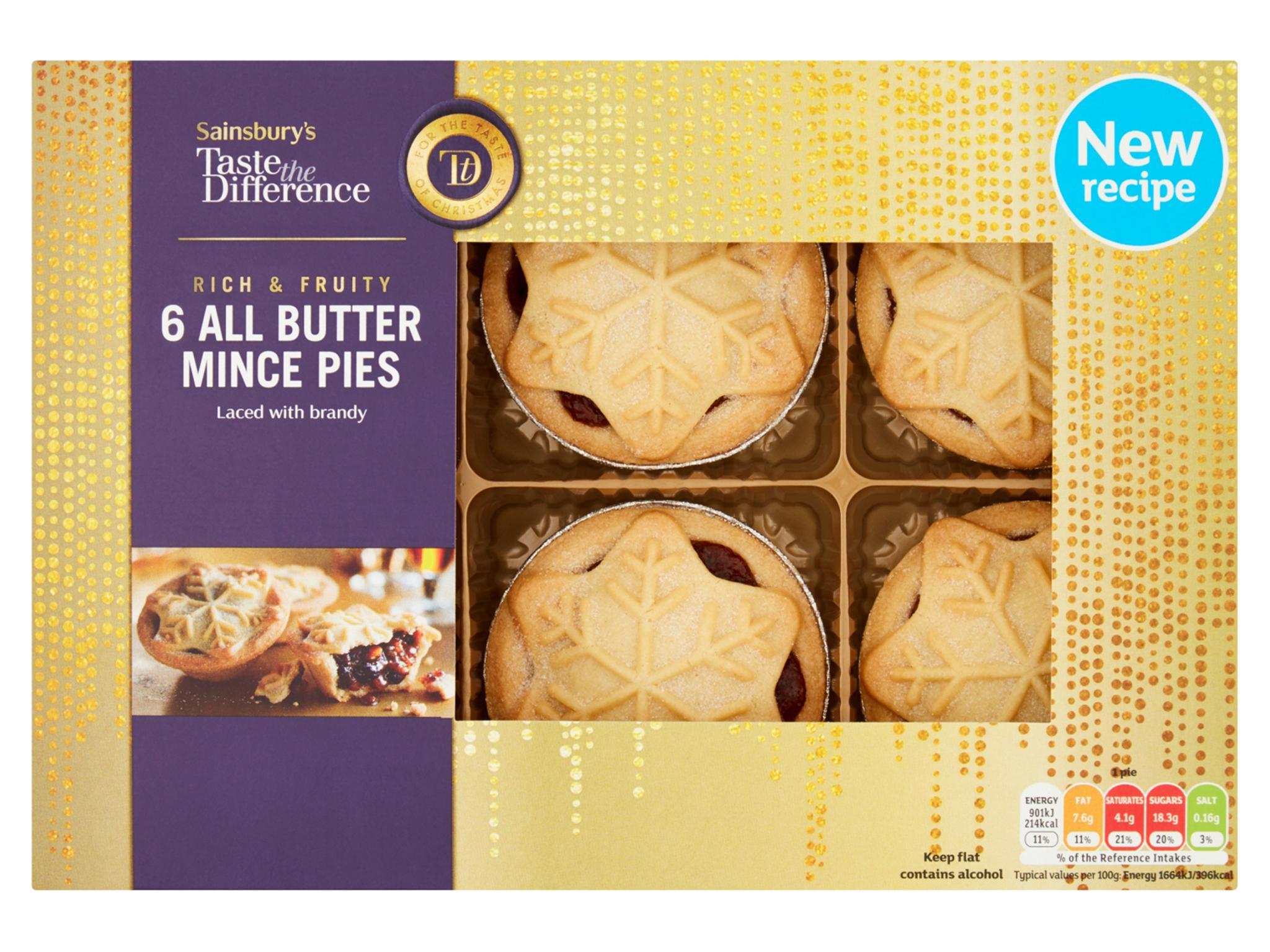 13 best mince pies