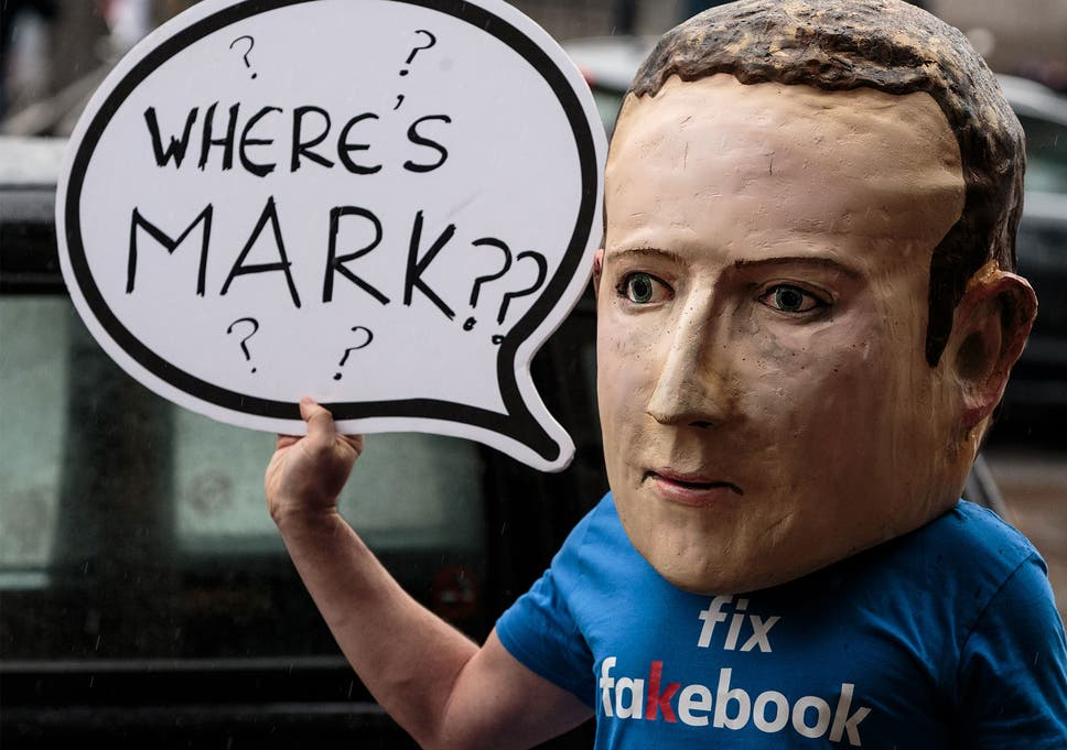 a0c56adbc53d Mark Zuckerberg refuses to give evidence to international committee  investigating fake news