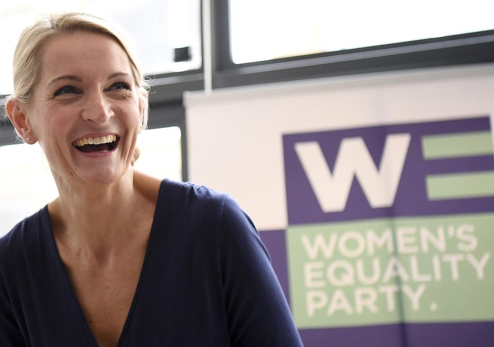 I left the Women's Equality Party because members were ignored ...