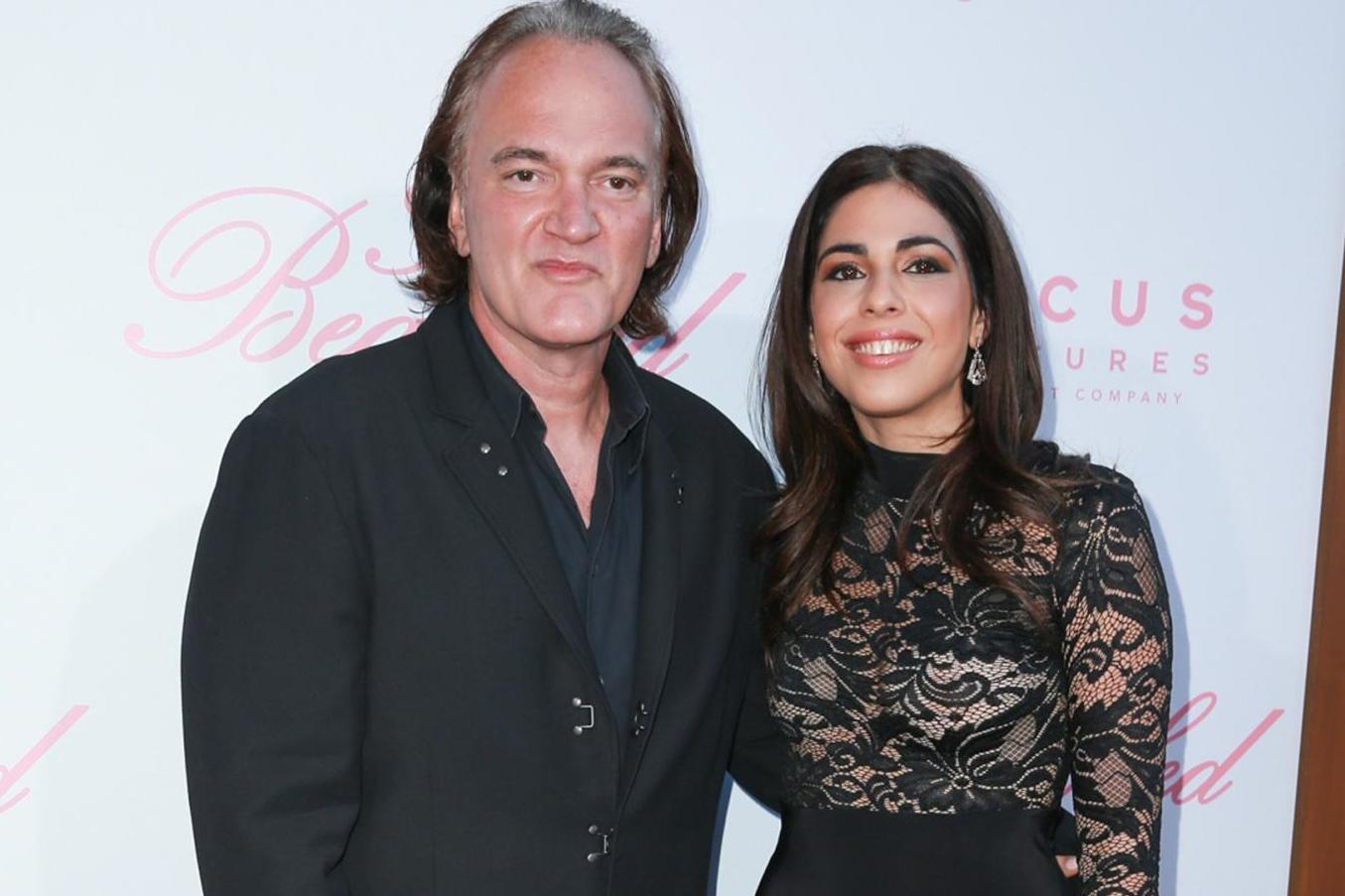 Quentin Tarantino marries Daniella Pick in Los Angeles