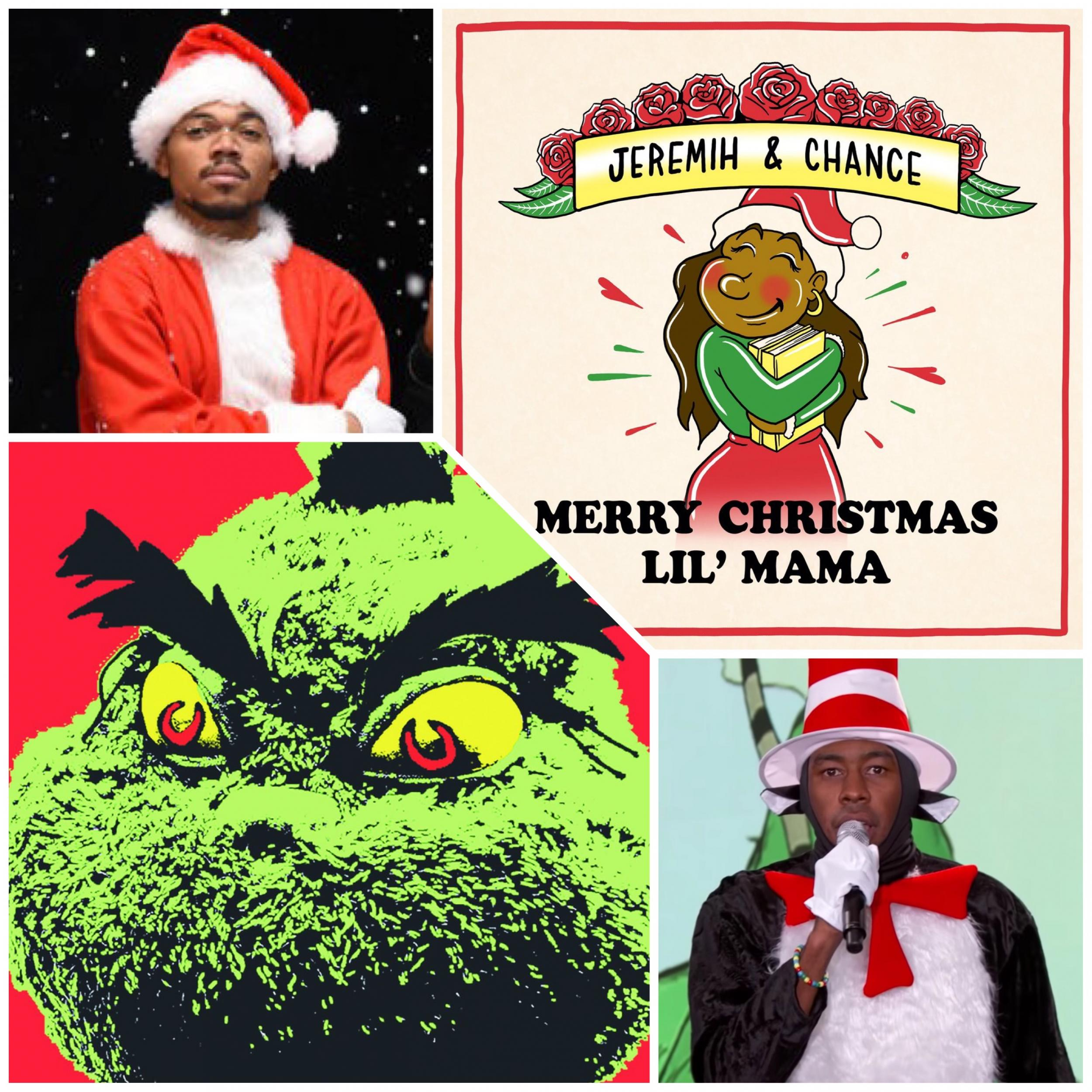 Merry Christmas Lil Mama.How Rap Saved Christmas Tyler The Creator And Chance The