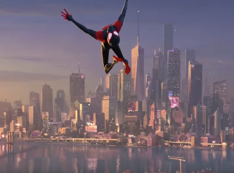 Spider-Man: Into the Spider-Verse is scheduled to come out in December 2018.