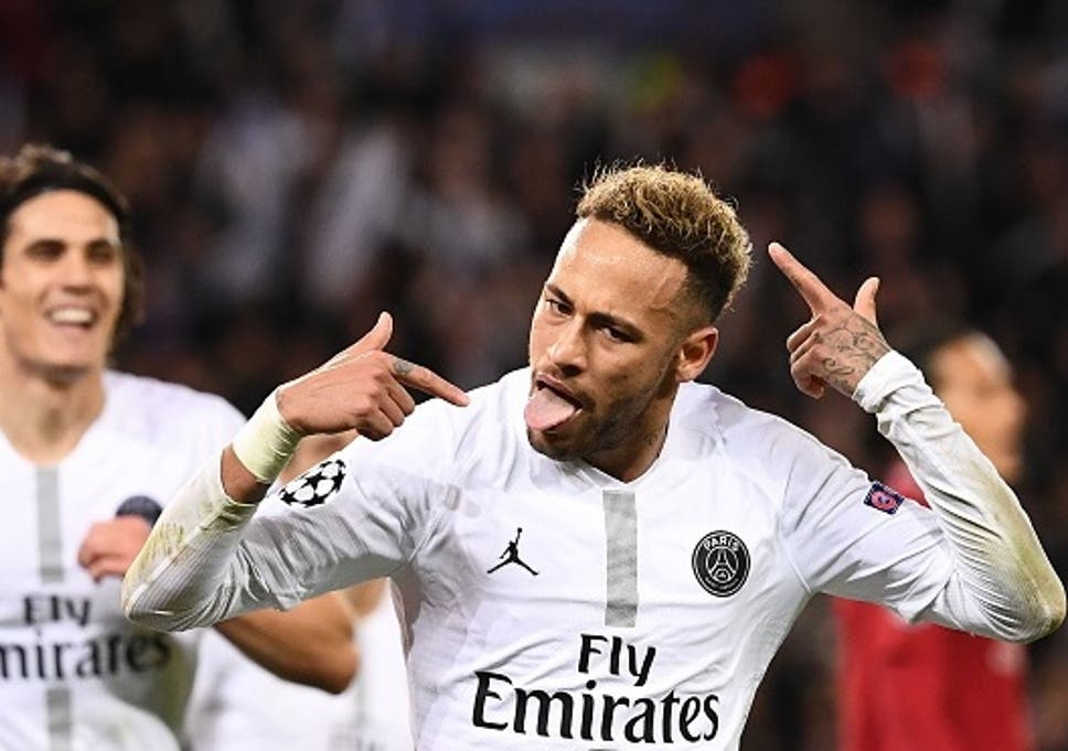 8d4393297 PSG vs Liverpool  Neymar will never be perfect but his signature ...