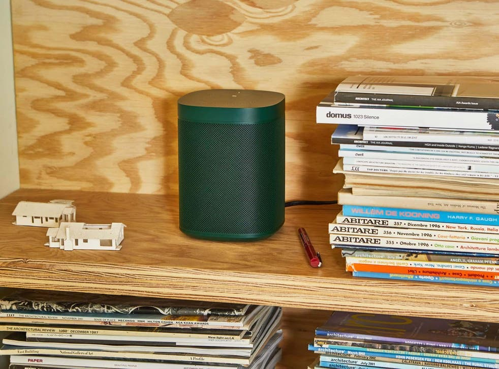 Sound and vision: a Sonos speaker designed by Hay