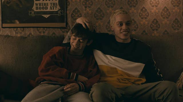 Pete Davidson And Judd Apatow Team Up For Semi Autobiographical Film The Independent The Independent