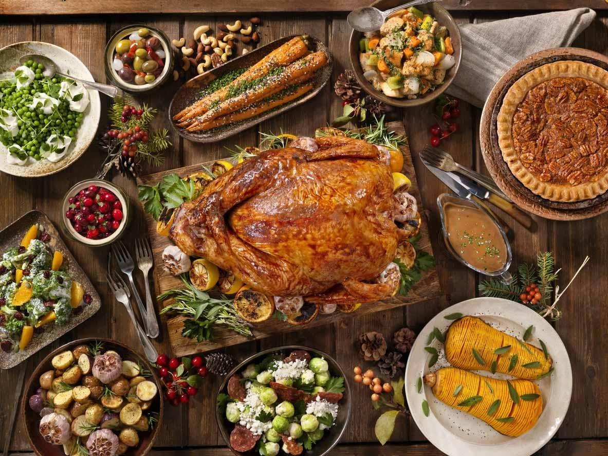 Vegetarian Christmas Dinner.Vegan Christmas Dinners Are Replacing The Traditional Turkey